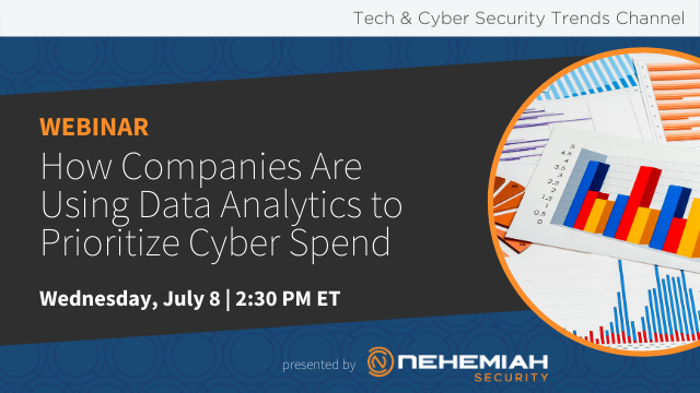 How Companies Are Using Data Analytics to Prioritize Cyber Spend