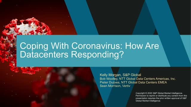 COVID-19 and the Data Center | How is COVID-19 impacting Data Centers?