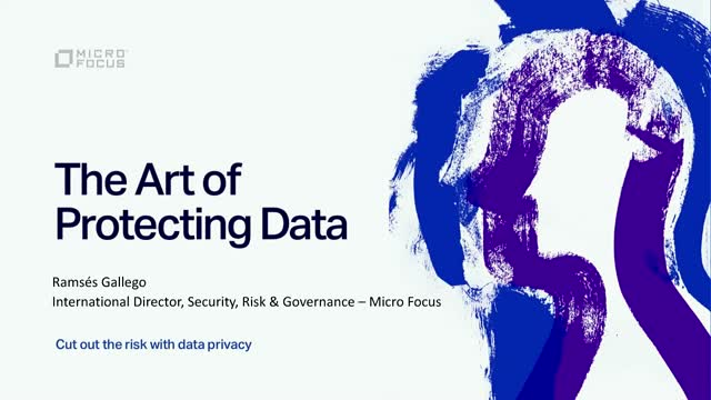 Data Privacy & Protection: The Art of Protecting Data