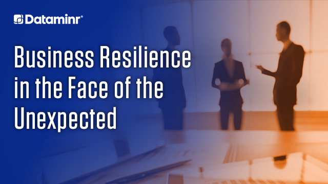 Business Resilience in the Face of the Unexpected (EMEA)