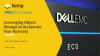 Leveraging Object Storage to Accelerate Your Business – Kemp & Dell
