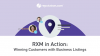 RXM in Action: Winning Customers with Business Listings