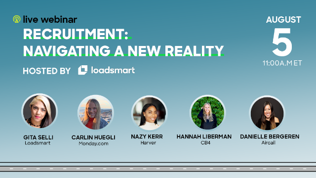 Recruitment: Navigating a New Reality