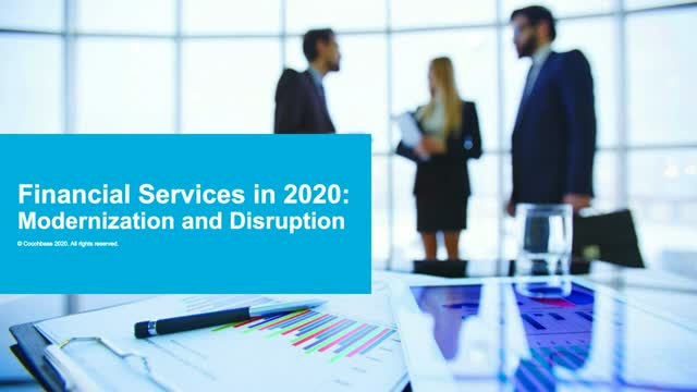 Top Data Challenges Facing Financial Services in 2020 and How to Conquer Them