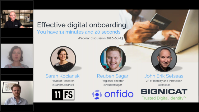 Effective digital onboarding—You have 14 minutes and 20 seconds
