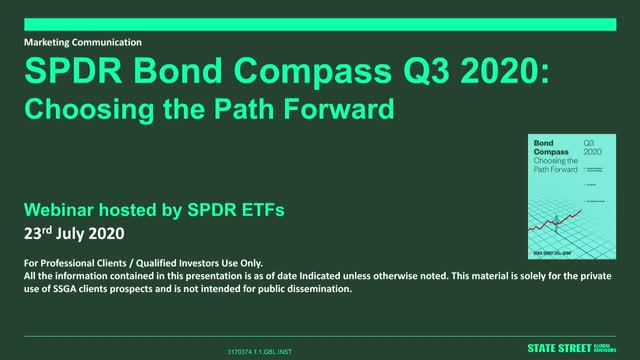 SPDR ETFs Bond Compass Q3: Balancing Risks While Searching for Yield