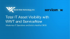 Total IT Asset Visibility with WWT and ServiceNow