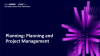 DevSecOps – Planning:Planning and Project Management