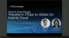 Cisco & ScienceLogic: Transform ITOps to AIOps for Hybrid Cloud