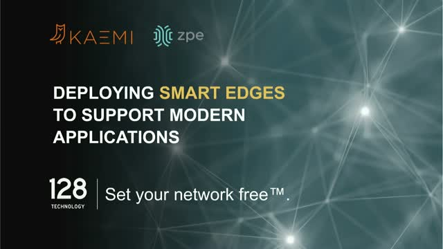 Deploying Smart Edges to Support Modern Applications