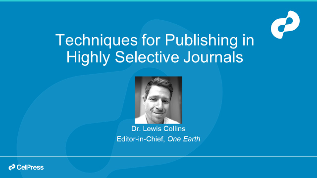 Techniques for Publishing in Transformative Ground-Breaking Journals