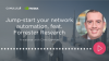 Jump-start your network automation, featuring Forrester Research