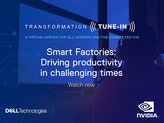 Smart factories: driving productivity in challenging times