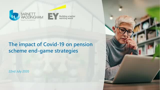 Urgent actions needed to address the impact of Covid-19 on endgame strategies