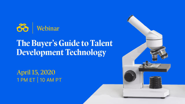 Buyer's Guide to Talent Development Technology