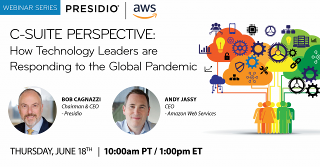 Presidio C-Suite Perspective Series with AWS