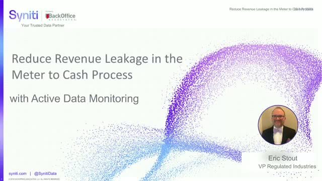 Revenue Leakage in the Meter to Cash Process