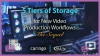 5 Tiers of Storage for New Video Production Workflows: The Sequel