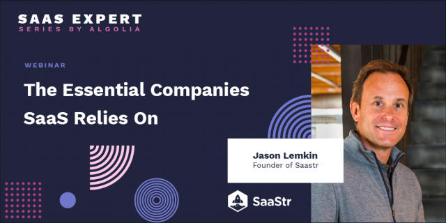 The essential companies SaaS relies on