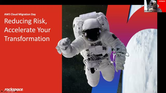 AWS Migration Day | Reducing Risk to Accelerate your Transformation