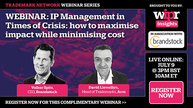 IP Management in Times of Crisis: how to maximise impact while minimising cost