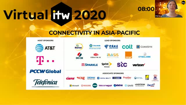 Connectivity in APAC