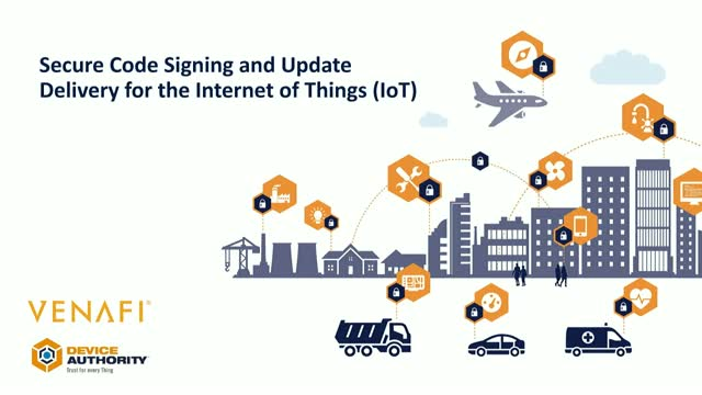 IoT Security Made Easy: How to implement secure code signing and update delivery