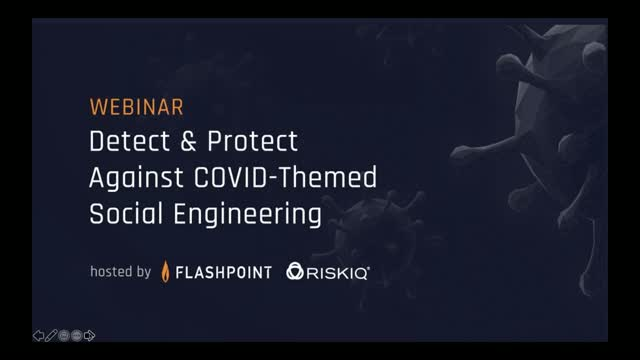 Detect & Protect Against COVID-Themed Social Engineering