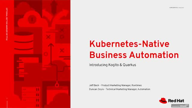 Kubernetes-native knowledge automation