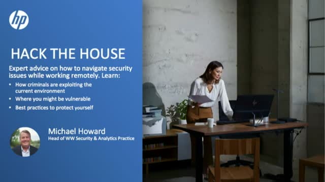 Hack the House – IT Security in a Changing World