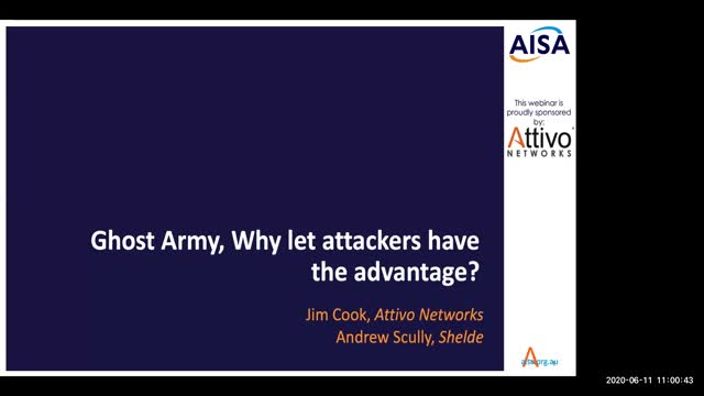 Ghost Army, Why Let Attackers Have the Advantage?
