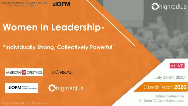 Women in Leadership - Individually Strong, Collectively Powerful