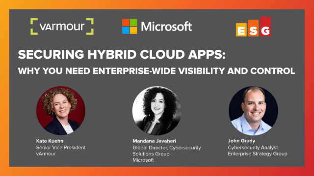Securing Hybrid Cloud Apps: Why You Need Enterprise-Wide Visibility and Control