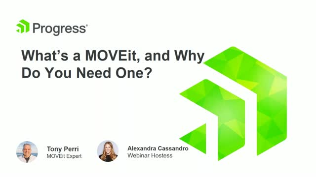 What's a MOVEit and Why Do You Need One?