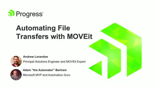 Automating File Transfer with MOVEit