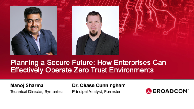 How Enterprises Can Effectively Operate Zero Trust Environments