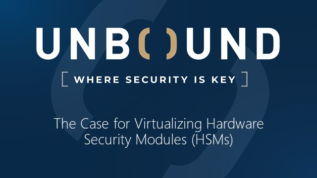 The Case for Virtualizing Hardware Security Modules (HSMs)