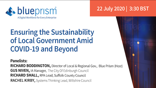 Ensuring the sustainability of Local Government Services amid COVID-19 & beyond