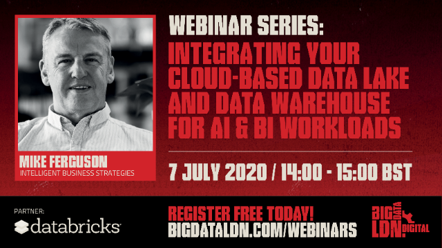 Integrating Your Cloud-Based Data Lake and Data Warehouse For AI & BI Workloads