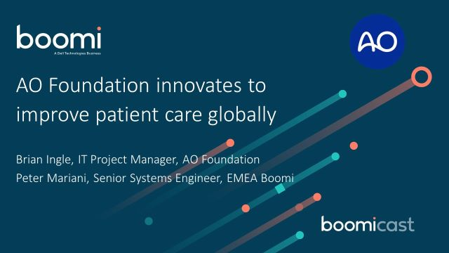 AO Foundation innovates to improve patient care globally