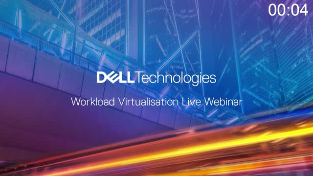 Remote Working : Virtualise your Workload with Dell servers & Microsoft