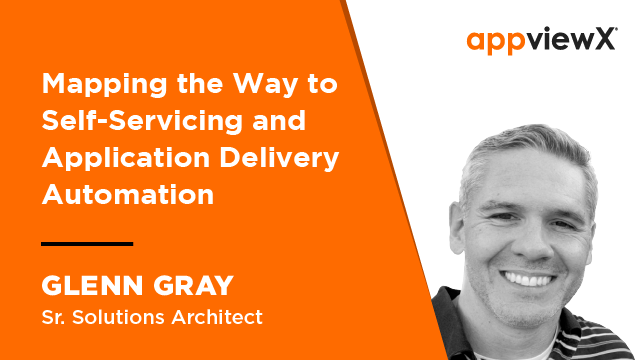 Mapping the Way to Self-Servicing and Application Delivery Automation