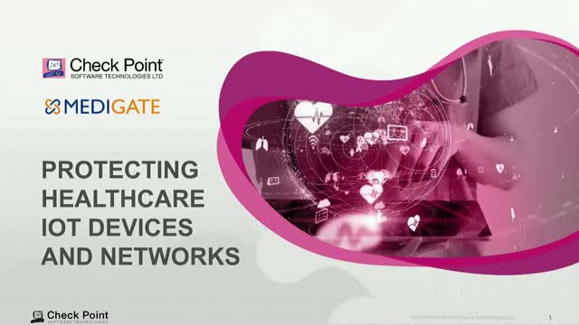 Protecting Healthcare IoT Devices and Networks