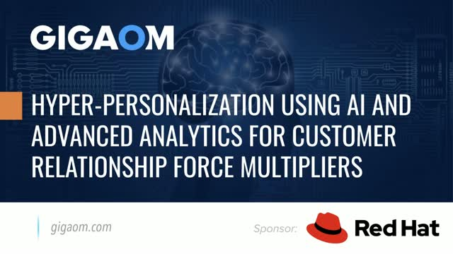 Hyper-Personalization Using AI and Advanced Analytics for Customer Relationship