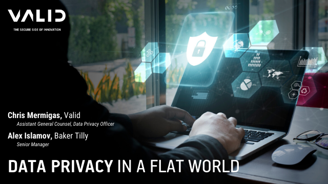 Data Privacy in a Flat World
