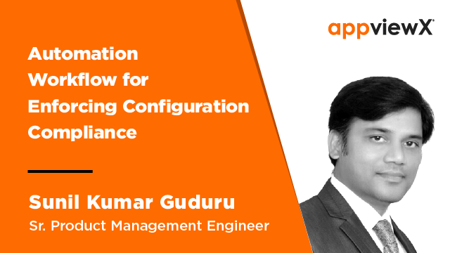 Automation Workflows for Enforcing Configuration Compliance