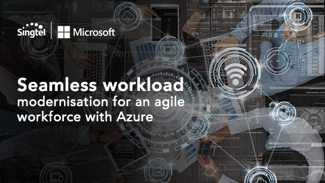 Seamless workload modernisation for an agile workforce with Azure