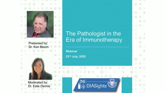 The Pathologist in the Era of Immunotherapy