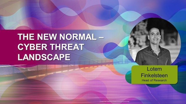 The New Normal - Cyber Threat Landscape