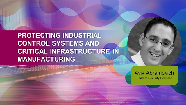 Protecting ICS and Critical Infrastructure in Manufacturing